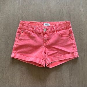 Celebrity pink ⭐️ jeans shorts